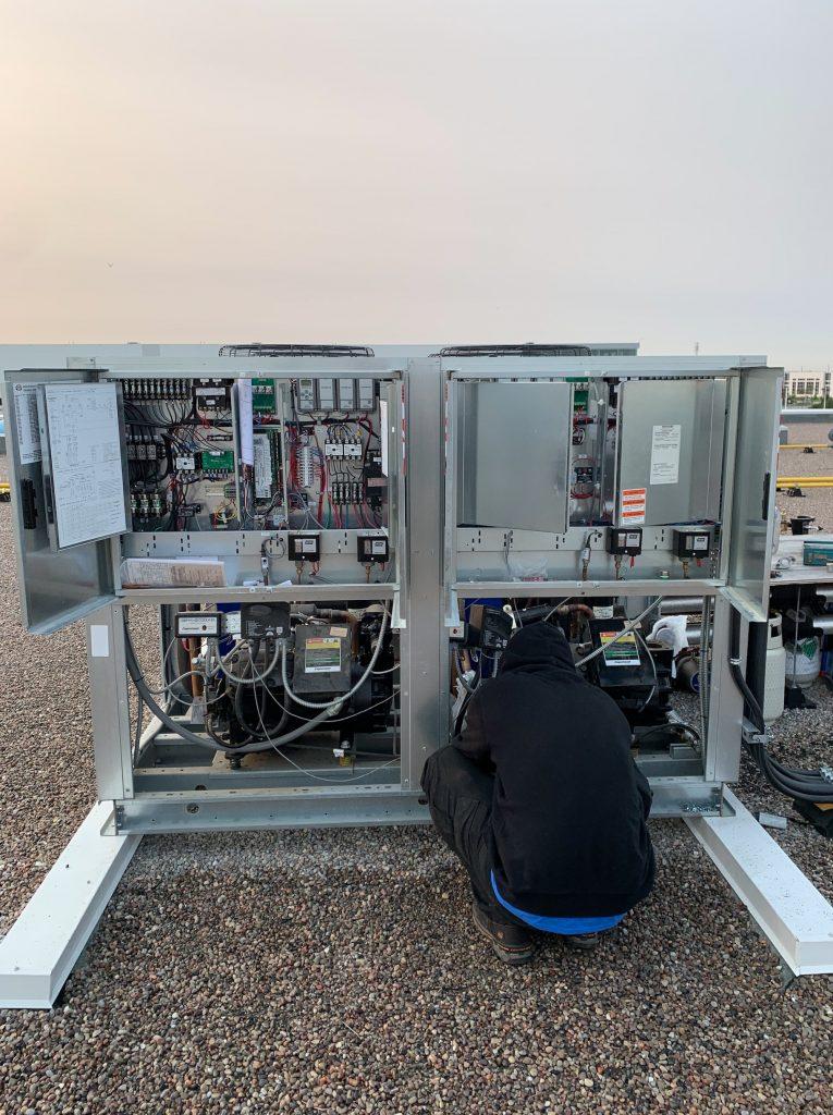 Our Work - Alpha Refrigeration LTD.