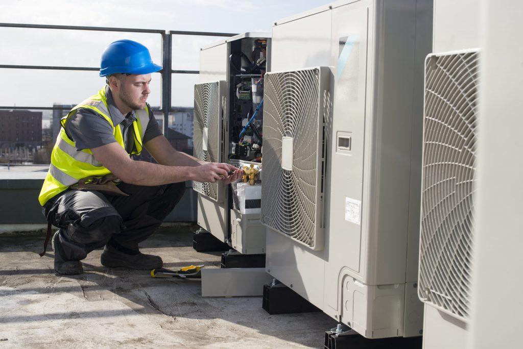 Alpha Refrigeration - Air Condition Installation